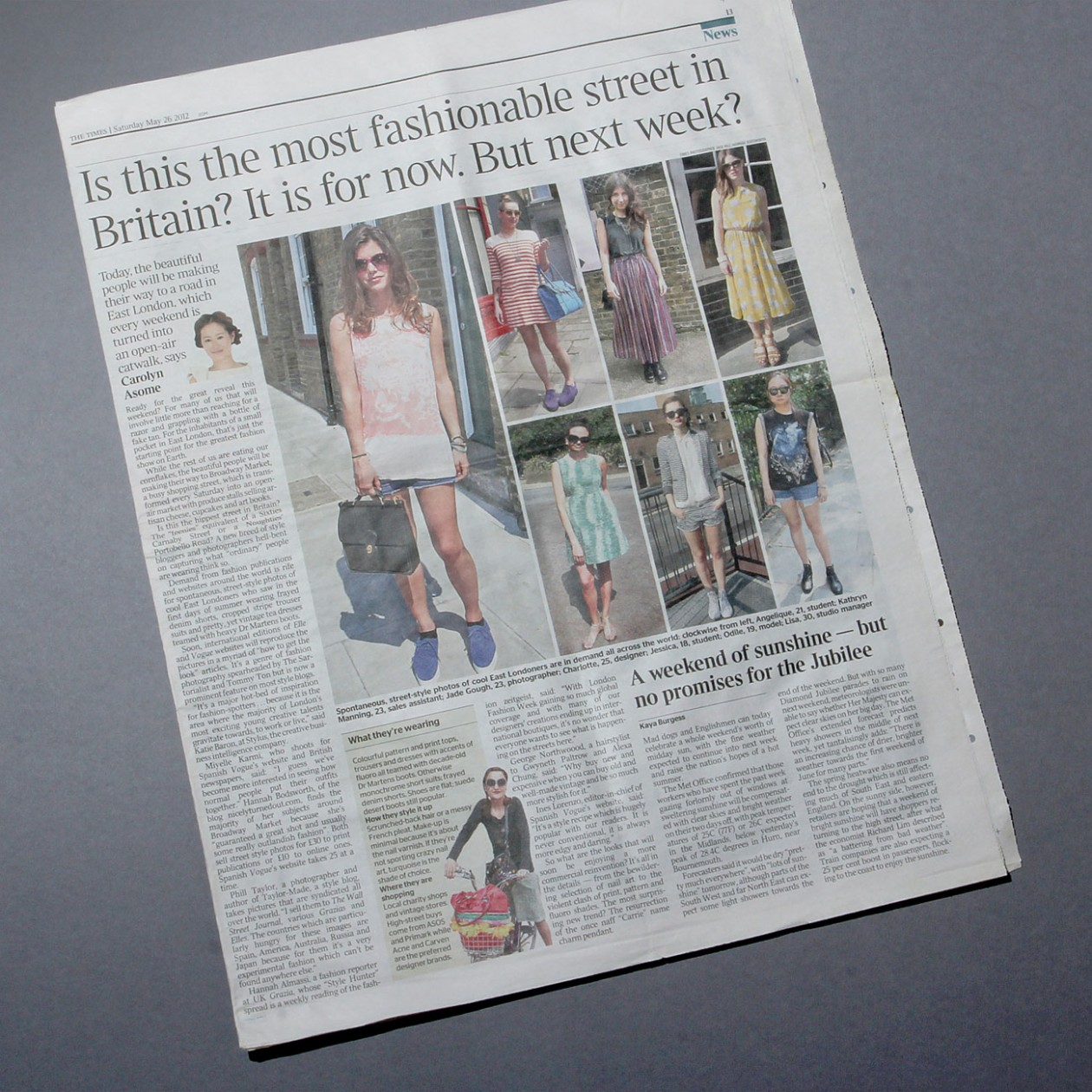 Street Style The Times